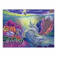 Melissa and Doug 100 pc Dolphin Cove Cardboard Jigsaw - click to enlarge