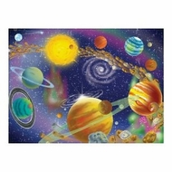 Melissa and Doug 0300 pc The Infinite Cosmos Cardboard Jigsaw - click to enlarge