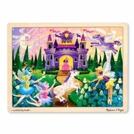 Melissa and Doug Fairy Fantasy Jigsaw (48 pc) - click to enlarge