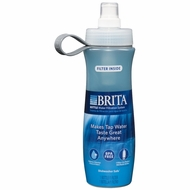 Brita 35558 Blue Bottle with Filter