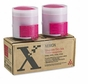 Xerox 6R721 Laser Cartridge 2 Pack Magenta