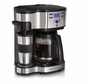 Hamilton Beach 49980 Two Way Brewer Single Serve and 12 cup Coffee Maker