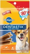 Pedigree Dentastix Oral Care Treats For Dogs-16 pack - click to enlarge