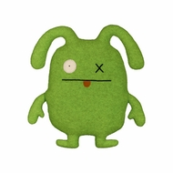 UglyDoll Little Ox (Green) - click to enlarge