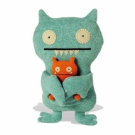 Uglydoll Uglybuddies Ice-Bat and Wage - click to enlarge