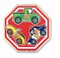 Melissa and Doug #2057 Stop Sign (Vehicles) Jumbo Knob Puzzle