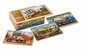 Melissa and Doug #3792 Construction Puzzles In a Box