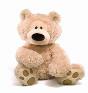 Gund 319927 Philbin 18 inch Bear, Beige - click to enlarge