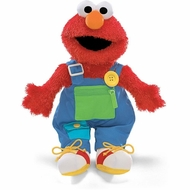 Gund 075430 Teach Me Elmo Plush - click to enlarge