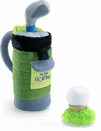 Gund 319724 My First Golf Bag Playset - click to enlarge