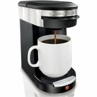 Hamilton Beach 49970 Personal Cup Brewer - click to enlarge
