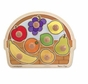 Melissa and Doug Fruit Basket - Large Jumbo Knob