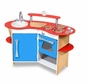 Melissa and Doug 3950 Cook's Corner Wooden Kitchen