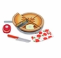 Melissa and Doug 4027 Wooden Make & Serve Apple Pie Set
