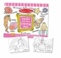 Melissa and Doug 4225 Coloring Pad - Pink