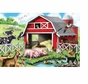 Melissa and Doug 4428  Farm Friends 24 pc Floor Puzzle