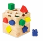 Melissa and Doug 575 Shape Sorting Cube