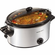 Hamilton Beach 33262 Stay or Go Slow Cooker - click to enlarge
