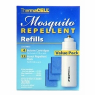 Thermacell Mosquito Repellent Value Pack (Blue Box) - click to enlarge