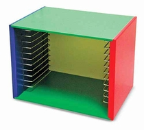 Melissa and Doug Painted Wood Puzzle Case - click to enlarge