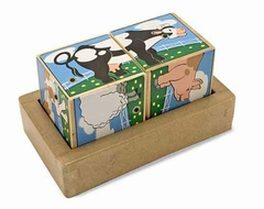 Melissa and Doug Farm Sound Blocks - click to enlarge