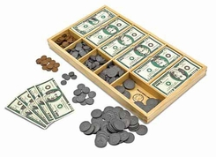 Melissa and Doug Play Money Set - click to enlarge