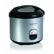 Hamilton Beach 37535  Rice Cooker & Food Steamer - click to enlarge