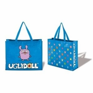 Uglydoll Tote Bag Dark Blue - click to enlarge