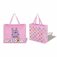 Uglydoll Tote Bag Pink - click to enlarge