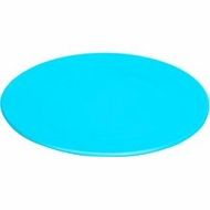 Green Eats 4 Pack Snack Plate, Blue - click to enlarge