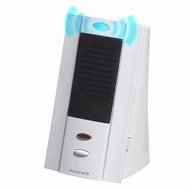 Honeywell RCWL210A1005/N P2 Portable Wireless Door Chime and Push Button - click to enlarge