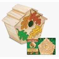 Melissa and Doug Build-Your-Own Birdhouse - click to enlarge