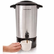 Hamilton Beach 40516 42 Cup Coffee Urn - click to enlarge