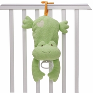 Gund 4030405 Leapie Frog Pullstring 5 Inch Musical Plush - click to enlarge