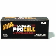 Duracell Procell AA Batteries, 24-Count - click to enlarge