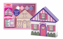 Melissa and Doug Create a Craft Party Favors : Cozy Cottage - click to enlarge