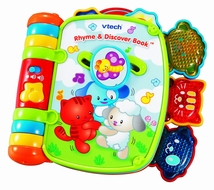 VTech - Rhyme and Discover Book - click to enlarge