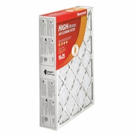 Honeywell CF100A1009 4 Inch High Efficiency Air Cleaner Filter - click to enlarge