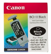 Canon BCI11 Black Ink Cartridge 3 Tanks - click to enlarge
