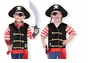 Melissa & Doug # 4848 Pirate Costume Role Play Set