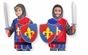Melissa & Doug Knight Costume Role Play Set