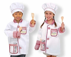 Melissa and Doug #4838 Chef Role Play Set - click to enlarge
