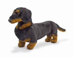 Melissa and Doug Dachshund Plush - click to enlarge