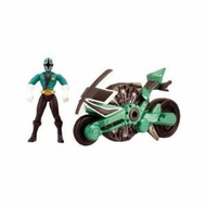Power Ranger Samurai Power Rangers Samurai Disc Cycle Forest - click to enlarge