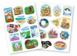 Melissa and Doug Trunki Destination Stickers - click to enlarge