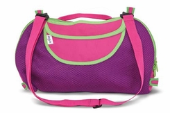 Melissa and Doug Trunki Pink/Purple Tote Bag - click to enlarge