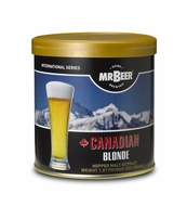 Mr Beer MRB60960 Canadian Blonde International Series Brew Pack Refill - click to enlarge