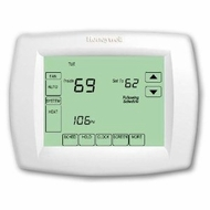 Honeywell TH8110U1003 Vision Pro 8000 Digital Thermostat - click to enlarge