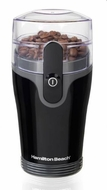 Hamilton Beach 80335 Coffee Grinder Black - click to enlarge