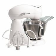 Hamilton Beach 63221 Eclectrics All-Metal Stand Mixer - click to enlarge